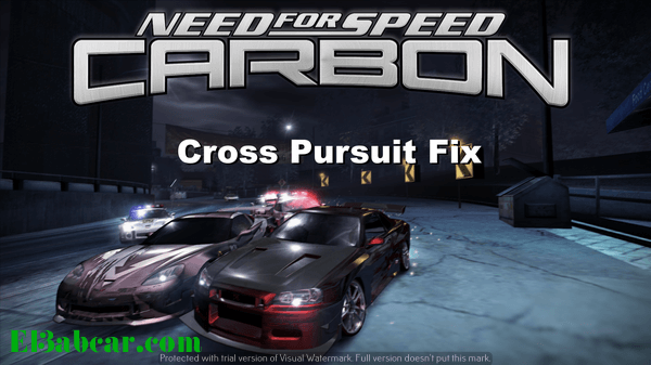 تحميل لعبة need for speed carbon